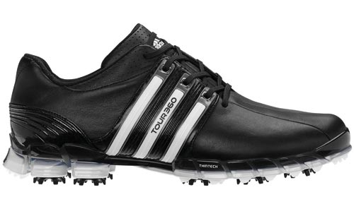 Adidas 2012 Tour 360 ATV Golf Shoes Black UK 10.5