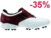 adidas 2013 adiZero Tour Golf Shoes Brown White UK 8