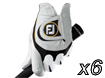 FootJoy 2013 SciFlex Glove M x6