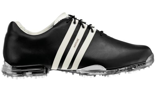 Adidas 2012 adiPURE Black Tour White UK 10.5