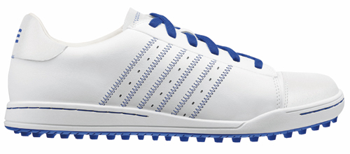 Adidas 2012 Street White Royal Blue UK 11