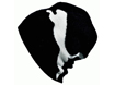 Puma 2012 Reversible Beanie Black White