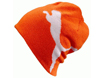Puma 2012 Reversible Beanie White Orange