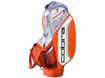Cobra 2013 AMP Tour Staff Cartbag Orange