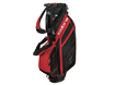 Cobra 2014 Excell Stand Bag Sort Rød