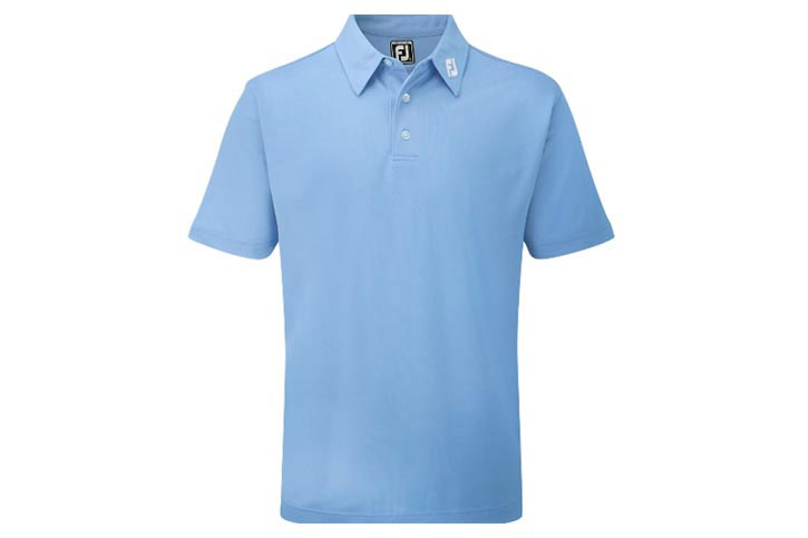 FootJoy 2012 Performance Stretch Solid Pique Ocean M
