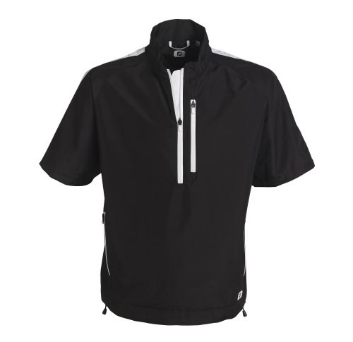 Footjoy 2011 Dryjoy Sport Rain Shirt Ss L Golf Clothing