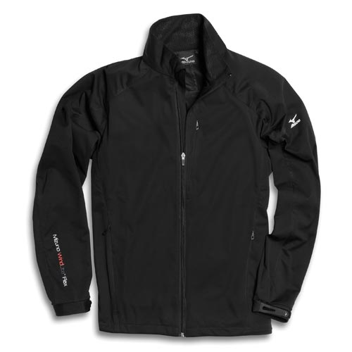 Mizuno 2011 Windlite Fleece Black L