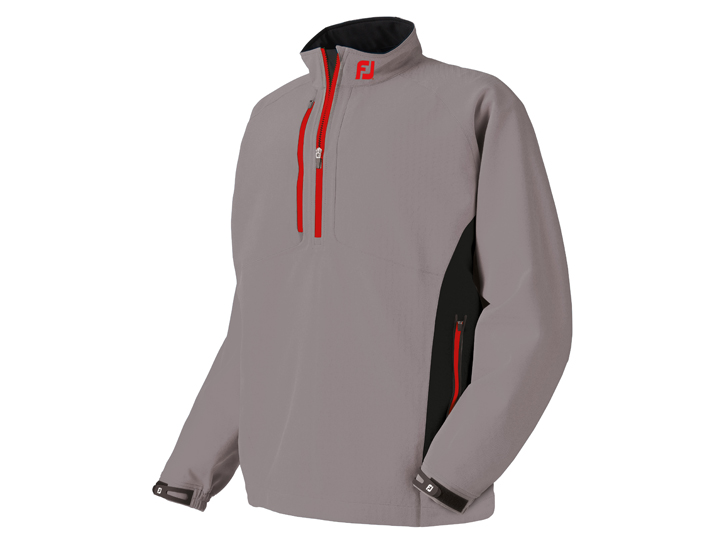 Footjoy 2014 Dryjoy Tour Xp Waterproof Rain Shirt Grey Xx