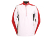 FootJoy AW2013 DryJoys Performance Light Rain Shirt Waterproof White Black Red L