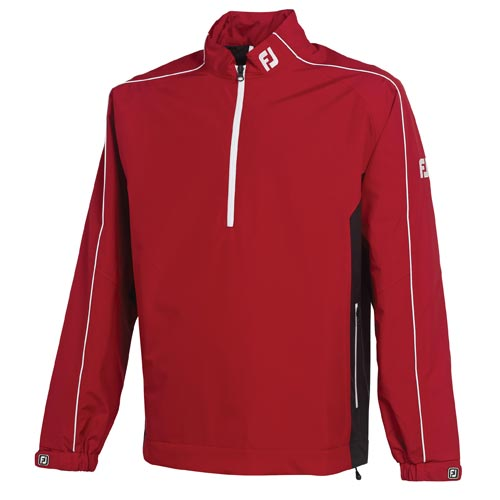 Footjoy 2012 Dryjoys Performance Light Rain Shirt Red Xl