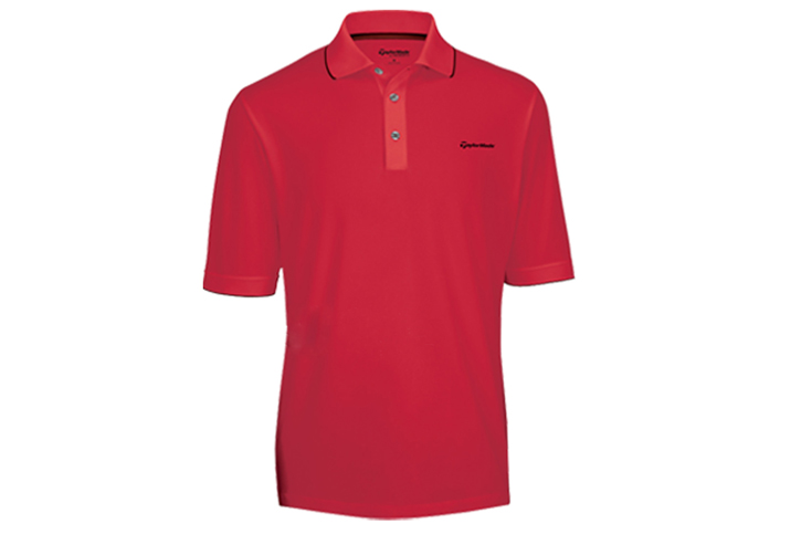 TaylorMade by Ashworth AW2012 Tipped Collegiate Red XXL