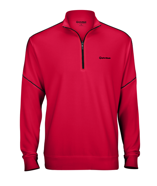 TaylorMade by Ashworth AW2012 Piped Collegiate Red XXL