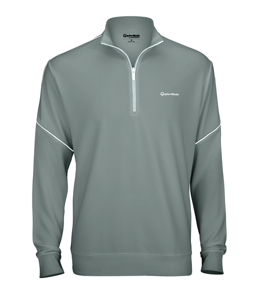 TaylorMade by Ashworth AW2012 Piped Shift Grey M