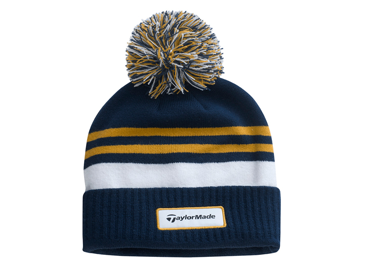 Taylormade 2014 Bobble Hat Navy - Golf Clothing - Golfbidder 82c8880d85a4