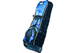 Deluxe Jumbo Roller Travel Cover Navy