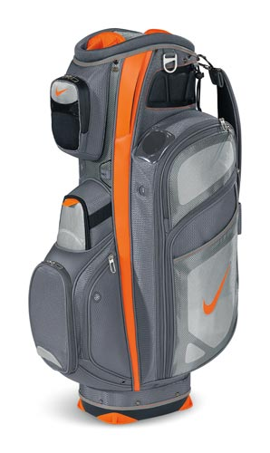 Nike 2012 Performance Cool Grey Saftey Orange