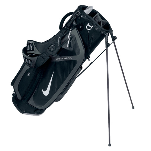 nike 2013 vapor x stand bag black white golf accessories. Black Bedroom Furniture Sets. Home Design Ideas
