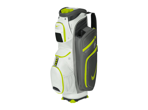 nike 2014 m9 ii sac charriot venom vert blanc. Black Bedroom Furniture Sets. Home Design Ideas