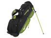 Nike 2015 Air Sport Stand Bag Sort Volt