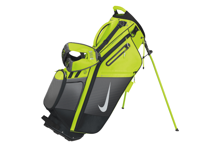 nike 2015 air hybrid stand bag grey volt golf. Black Bedroom Furniture Sets. Home Design Ideas