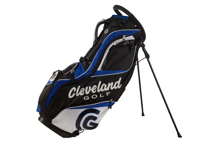 cleveland 2015 cg sac tr pieds noir royal accessoires de golf golfbidder. Black Bedroom Furniture Sets. Home Design Ideas