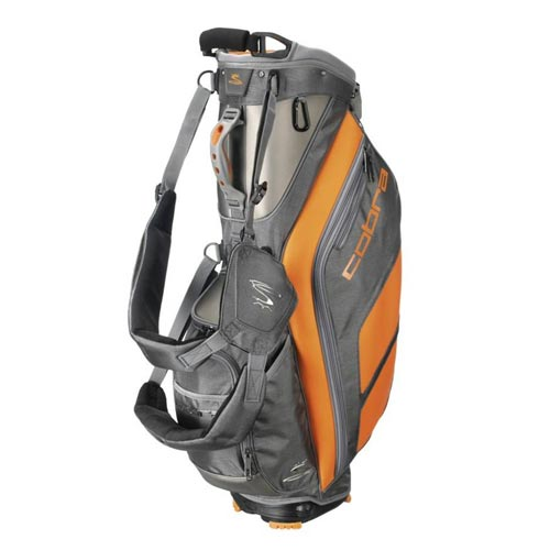 Cobra 2012 Sport Grey Orange
