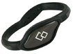 Trion:Z Flex Loop Bracelet Black Medium