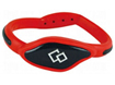 Trion:Z Flex Loop Bracelet Red Medium