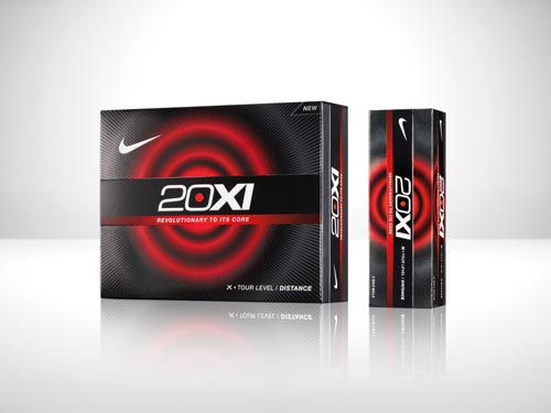 Nike 2012 20XI X Tour Distance
