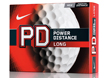 Nike 2014 PD8 Long Golfbollar