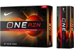 Nike 2013 One RZN X Golf Balls with FREE VR Hat Clip Ball Marker