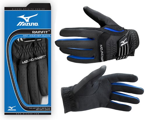 Mizuno 2011 Rainfit Glove ML