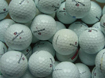 Wilson Staff Dx2 Lake Balls x 100