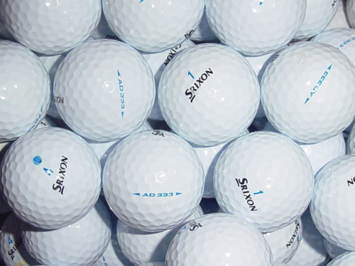 Srixon Lake Balls x 100