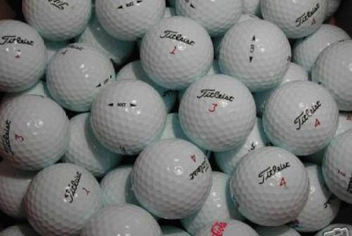 Titleist NXT Lake Balls x12
