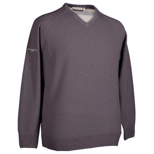 Glenmuir 2011 Leven Sweater Silver Grey M