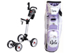 Lynx Trolley and Cart Bag Package Ladies