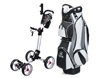 Lynx Trolley and Cart Bag Package White