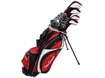 MacGregor Tourney Steel/Graphite Kit de Golf Hombres
