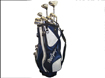 MacGregor 2014 DX Plus Damas Set Graphite Bolsa Carrito