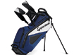 TaylorMade 2014 Supreme Lite Stand Bag Navy Sort Hvid