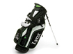 Lynx 2014 Parallax Stand Bag Sort Grøn with FREE Towel