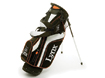 Lynx 2014 Parallax Stand Bag Schwarz Orange with FREE Towel