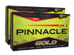 Pinnacle 2012 Gold Jaune x2