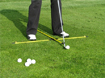 Eye Line Golf T-Rod Practice System