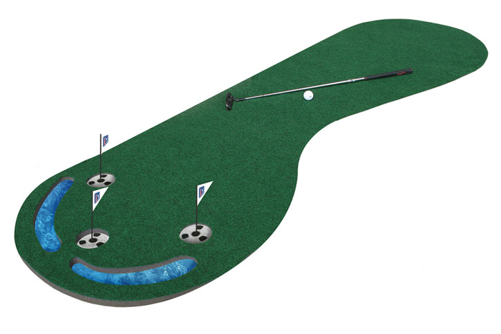 PGA Tour 3 x 9 Pro Length Putting Mat