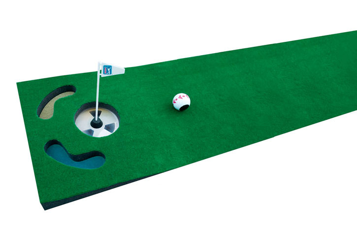 PGA Tour 6 ft Putting mat