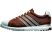 adidas 2013 adicross Tour Golf Shoes Brown UK 9.5