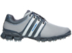 adidas 2014 Tour 360 ATV M1 Golf Shoes Aluminium UK 11